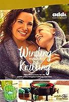 Winding Instead Of Knitting - New Instructions For The addi Express KingSize Knitting Machine by addi