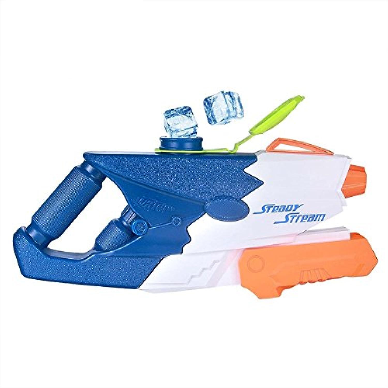 水鉄砲 最強 超強力飛距離 10-12m ウォーターガン 水ピストル 夏の定番 水遊び プール 子供 高性能 おもちゃ 水撃ショット