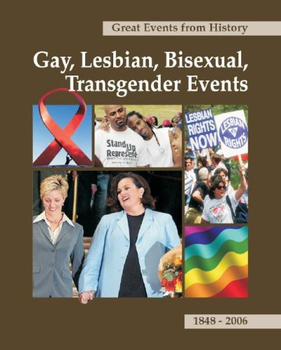 Download Great Events From History: Gay, Lesbian, Bisexual, Trangender Events 1587652633