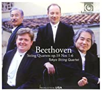 ベートーヴェン:弦楽四重奏曲集 (2CD) [日本語帯・解説付き輸入盤商品]