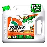 日産化学 除草剤 シャワータイプ ラウンドアップマックスロードALIII 4.5L