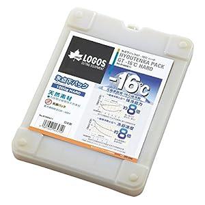 ロゴス 保冷剤 氷点下パックGTマイナス16度ハード1200