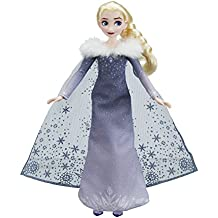 Disney Frozen - Singing Musical Elsa doll inc outfit & shoes