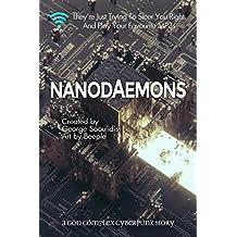 Nanodaemons: A God Complex Cyberpunk Story