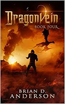 Dragonvein (Book Four) by [Anderson, Brian D.]