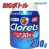 ☆スッキリ感続く30分!☆ クロレッツXP クリアミント BIGボトル 290g