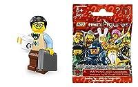 レゴ(LEGO) ミニフィギュア シリーズ7 コンピューター・プログラマー(Minifigure Series7) 【8831-12】