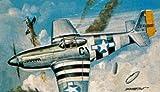 ドイツレベル 1/144 P-51B ムスタング 4928 プラモデル
