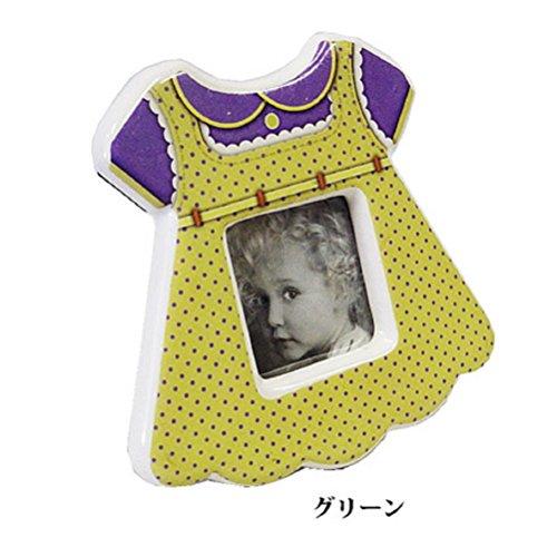 セラミックフォトフレーム スカート 子供の写真立て メンズ レディース