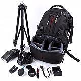 Best カメラWaterproofs - Nylon waterproof shockproof camera laptop bag lens case Review