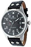 CYMA シーマ 自動巻 メンズ 腕時計 ミリタリー CS-1001-BK (ブラック)