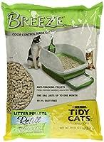 Purina Litter Tidy Cat Breeze Pellets, 3.5 lb by Purina Litter