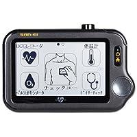 チェックミー・プロX 携帯型心電計/パルスオキシメーター/SpO2トレンド/体温計/歩数計