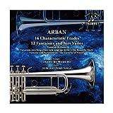 アーバン:14の性格的練習曲&12の幻想曲とアリアより