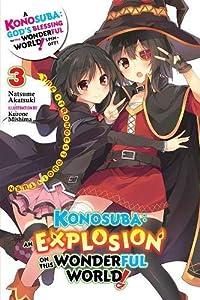 Konosuba: An Explosion on This Wonderful World!, Vol. 3 (light novel): The Strongest Duo!'s Turn (Konosuba: An Explosion on This Wonderful World! (light novel)) (English Edition)