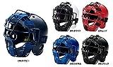 アシックス ベースボール ジュニア 硬式用 キャッチャーズ ヘルメット BPH340 ロイヤル M