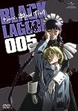 OVA BLACK LAGOON Roberta's Blood Trail 005[DVD]