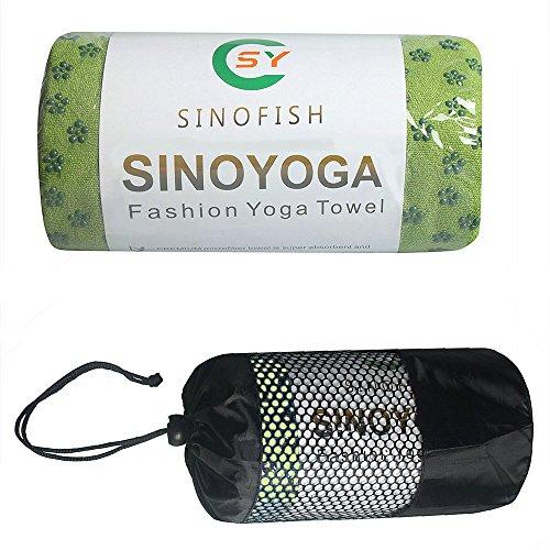 [해외]SinoFish 요가 트레이닝 노 슬립 요가 라구 요가 수건 PVC 속건 마이크로 화이버/SinoFish yoga mat training no slip yogarag yoga towel PVC fast drying microfiber