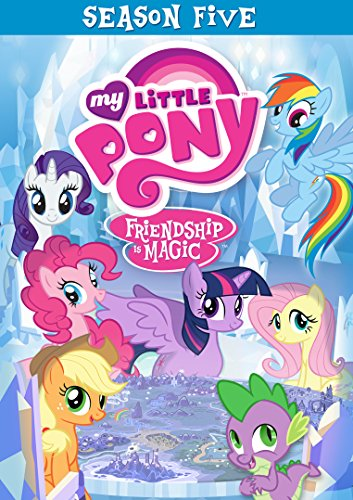 My Little Pony Friendship Is Magic: Season Five [DVD] [Import]