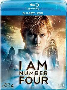 アイ・アム・ナンバー4 ブルーレイ+DVDセット [Blu-ray]