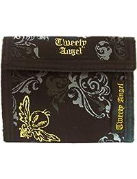 純正Tweety Pie 'ブラックAngel三つ折財布
