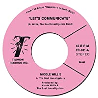 Let's Communicate [7 inch Analog]