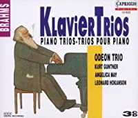 Trio Piano-Complete by J. Brahms
