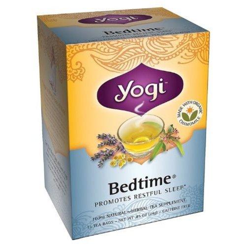 YOGI TEA ヨギティー Bed Time 有機ハーブティー