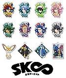 「SK∞ エスケーエイト」アクリルストラップ(BOX)