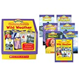Science Vocabulary Readers: Wild Weather: Level 1