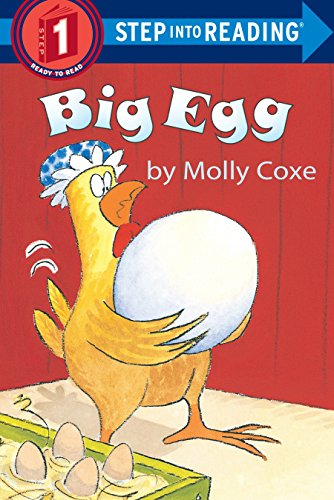 Big Egg (Step into Reading)の詳細を見る