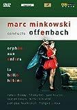 Marc Minkowski conducts Offenbach: Orphee aux Enfers / La belle Helene [DVD] [Import]
