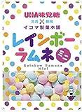 UHA味覚糖 イコマ製菓本舗 レインボーラムネ ミニ 40g×12袋