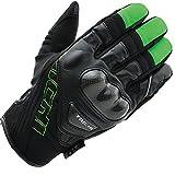 RSタイチ(アールエスタイチ)バイクグローブ ブラック/グリーン (S) カーボン ウインターグローブ RST616
