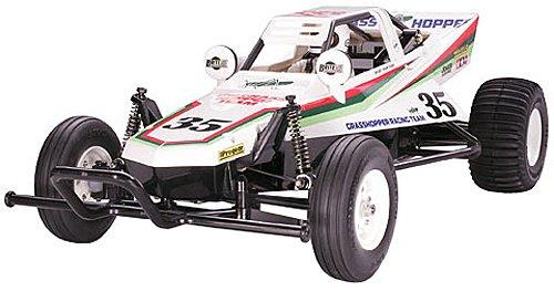 タミヤ 1/10 電動RCカーシリーズ No.346 グラスホッパー オフロード 58346
