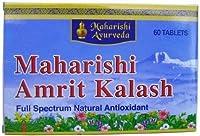 MAHARISHI AMRIT KALASH MAK 4 - Sugar Free Nectar Tablets 1000mg - 60 Tablets by Maharishi Ayurveda Products Pvt Ltd [並行輸入品]