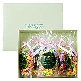 新宿高野 フルーツチョコレート5入EA (ギフト セット) 贈り物 バレンタインデー/ホワイトデー/手土産 7種類のフルーツ 5袋入り