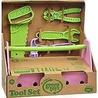 グリーンToysツールセット – ピンクおもちゃクリスマスギフト