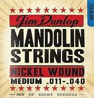 Jim Dunlop DMP40 40 Gauge Phosphor Bronze Mandolin E String Medium (Single) [並行輸入品]