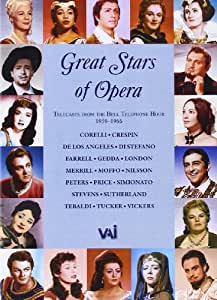 Great Stars of Opera: From Bell Telephone Hour [DVD] [Import]