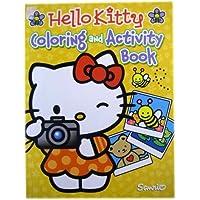Sanrio Hello Kitty Colouring & activity Book - Hello Kitty Colouring Book