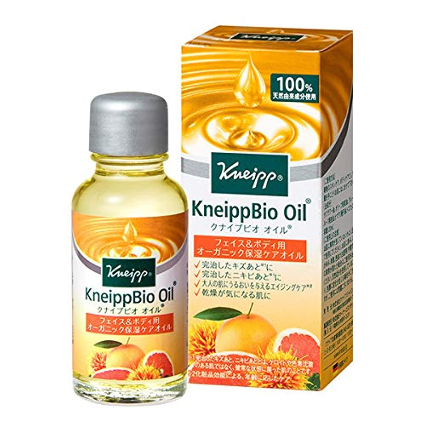 エンジンじゃがいもリテラシークナイプ(Kneipp) クナイプビオ オイル20mL 美容液