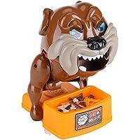 ぬいぐるみ犬玩具、FlakeアウトBad犬ボーンカードTrickyおもちゃゲーム親子子供Play Fun