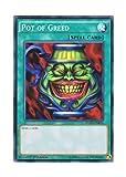遊戯王 英語版 YGLD-ENB26 Pot of Greed 強欲な壺 (ノーマル) 1st Edition