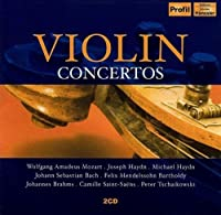 Violin Concertos by VARIOUS ARTISTS (2008-10-28)