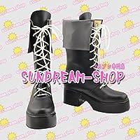 【サイズ選択可】男性27CMコスプレ靴 ブーツ222652暗殺教室茅野カエデ かやのカエデ