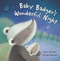 Baby Badger's Wonderful Night. Karen Saunders, Dubravka Kolanovic