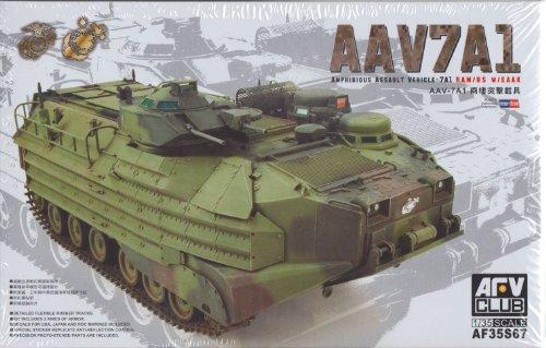 AFV クラブ 1/35 【AF35S67】 ROC AAV7A1 水陸両用強襲車