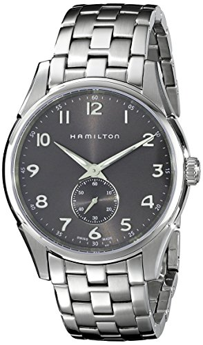 [ハミルトン]HAMILTON 腕時計 JAZZMASTER THINLINE PETITE SECONDE(ジャズマスター シンライン プチセコンド) H38411183 メンズ 【正規輸入品】