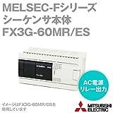 三菱電機 FX3G-60MR/ES MELSEC-Fシリーズ シーケンサ本体 (AC電源・DC入力) NN